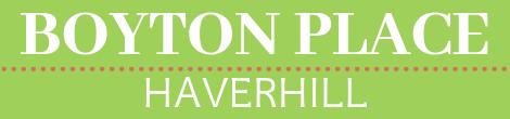 Boyton Place, Haverhill | Boyton Place